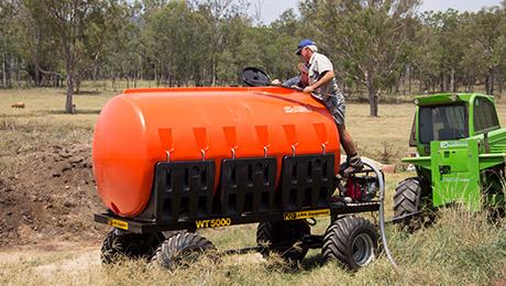 JPH WT5000 Water Tanker