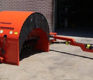 CT180 Windrow Compost Turner