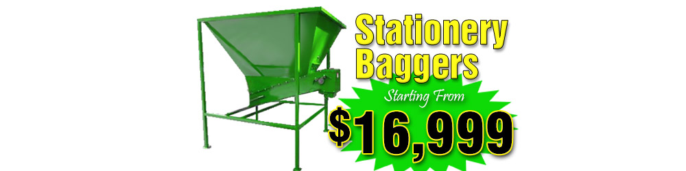 Basic Bagger Options starting from $16,999+gst