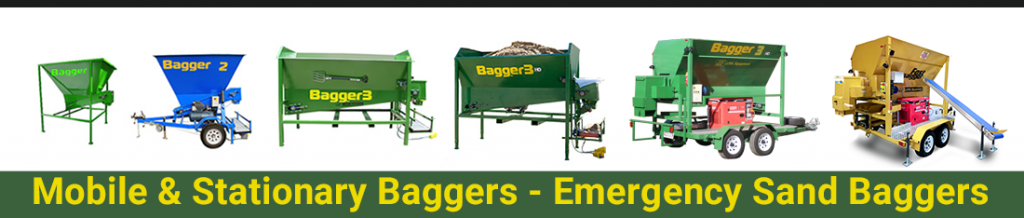 Mobile & Stationary Baggers - Emergency Sand Baggers