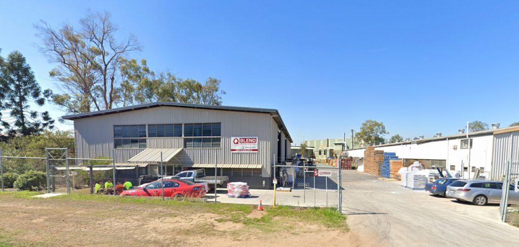 Qblend Pty Ltd Building